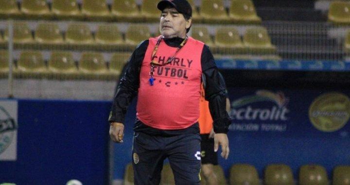 """Maradona carga contra la selección de Argentina: """"El equipo actual no merece la camiseta"""""""