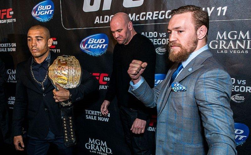 Conor McGregor decidió poner punto y final a su carrera (Wikipedia)