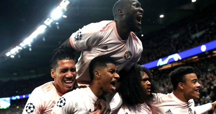 Manchester United logró épica remontada para avanzar a cuartos de la Champions League