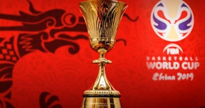 Así quedaron los grupos del Mundial de Baloncesto China 2019