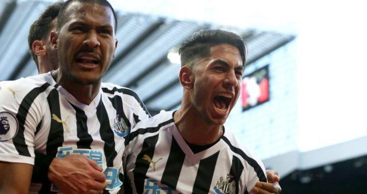 Salomón Rondón es responsable de casi la mitad de los goles del Newcastle