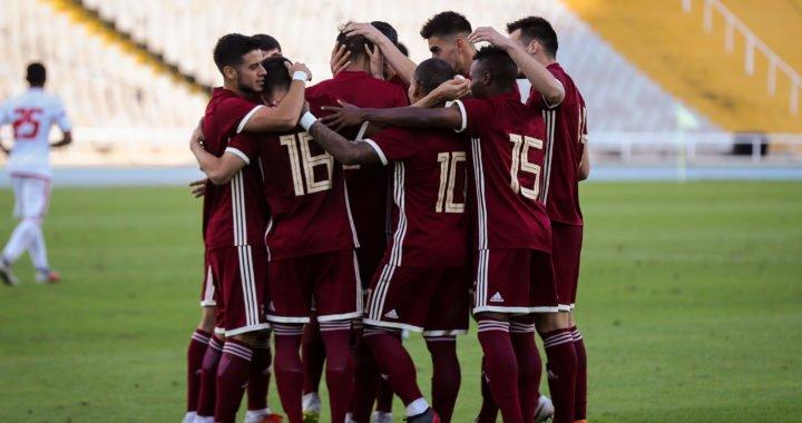 Vinotinto confirmó amistosos ante Estados Unidos y Ecuador previos a la Copa América 2019
