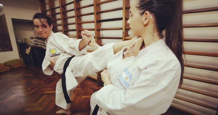 """Gabriela Herrera: """"El karate es mi filosofía"""""""