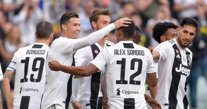 Juventus hizo historia al conquistar su octavo Scudetto consecutivo