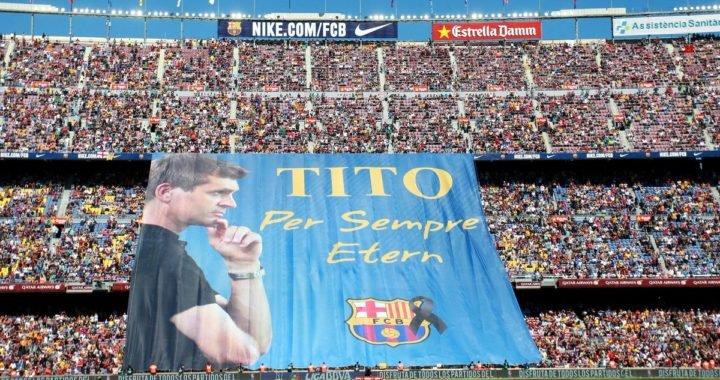 Lionel Messi sigue en el FC Barcelona gracias a Tito Vilanova
