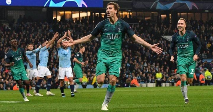 Tottenham y Liverpool completan los semifinalistas de la Champions League