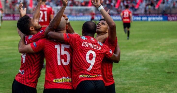 Remontada sin final trágico para Caracas FC