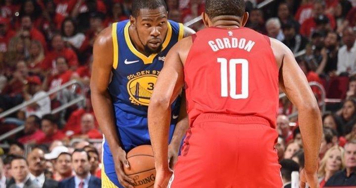 """Patrick Beverley etiqueta a Kevin Durant como el """"mejor jugador de la NBA"""""""