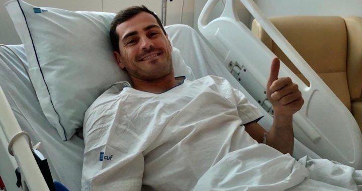 Víctor Valdés le dedicó una emotiva carta a Iker Casillas
