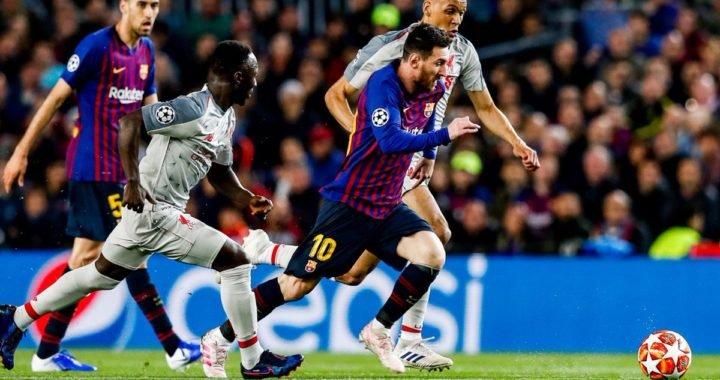 Messi llegó a los 600 goles y dejó al FC Barcelona cerca de la final de la Champions League