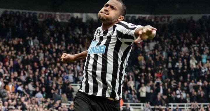 """Salomón Rondón: """"Me siento muy honrado de haber sido elegido el Mejor Jugador de Newcastle"""""""