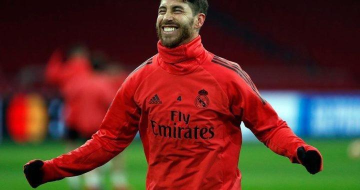 Sergio Ramos habría pedido salir del Real Madrid para irse a China