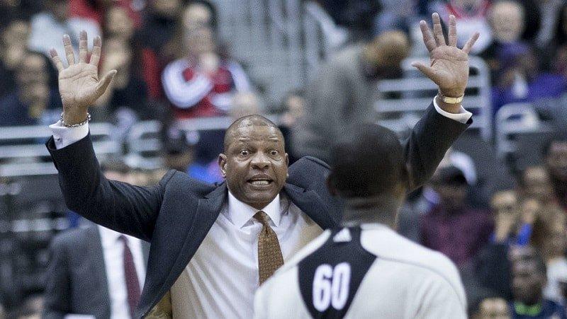 Doc RIvers hizo que los Clippers fuesen multados (Flickr)