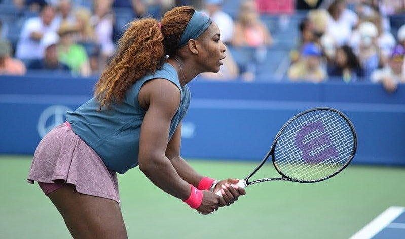 Serena Williams está en la lista de las mujeres más ricas del mundo (Wikipedia)