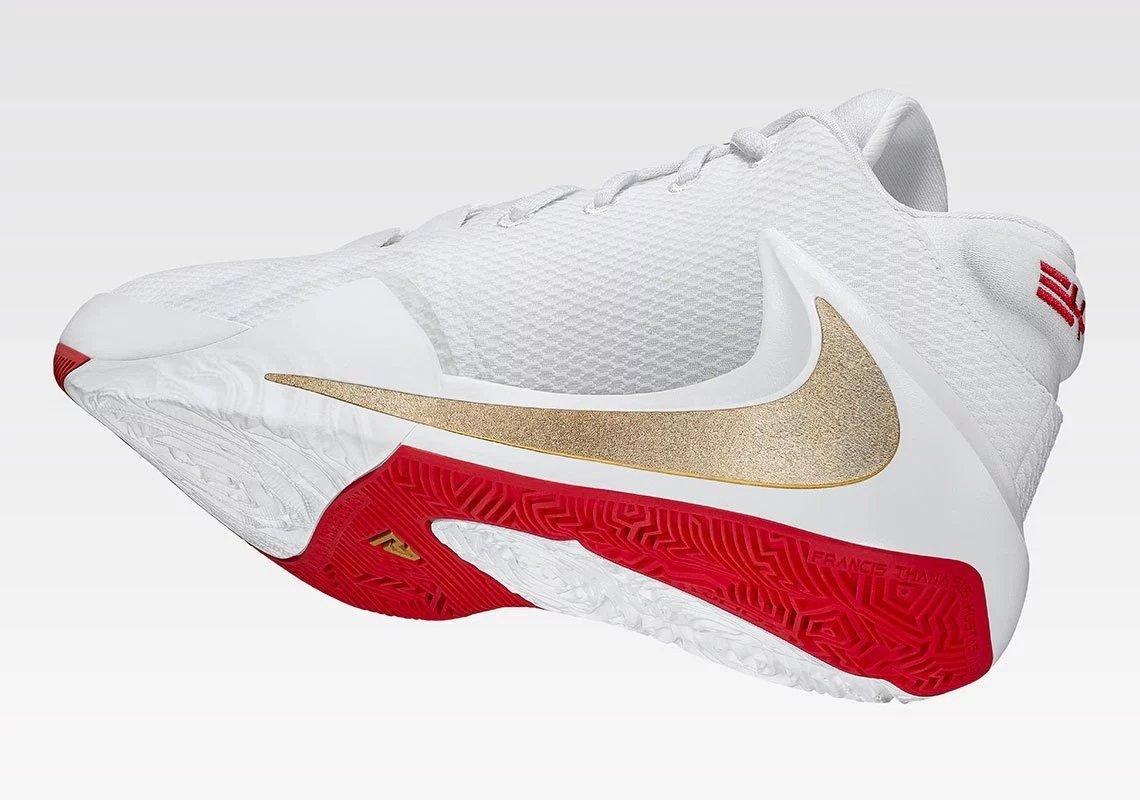"Modelo ""Rosas"" de los Nike Zoom Freak 1 (Nike)"