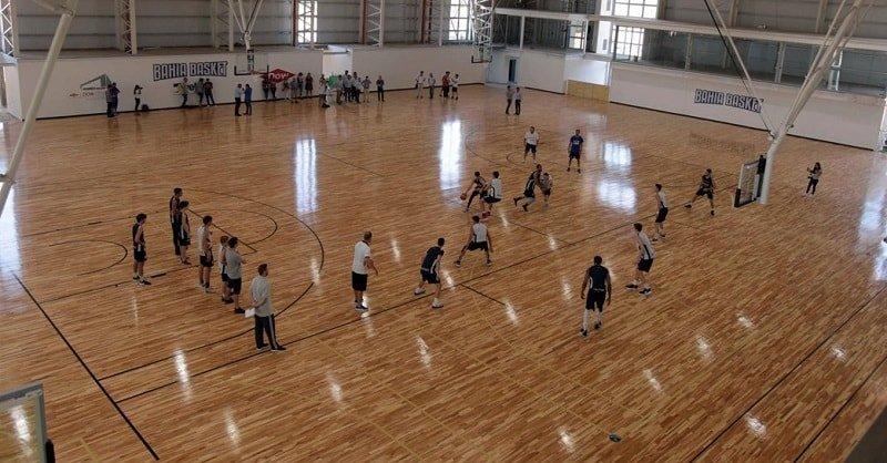 El Dow Center y Bahía Básket están a la vanguardia de la formación de talentos en Argentina (Prensa Bahía Básket)