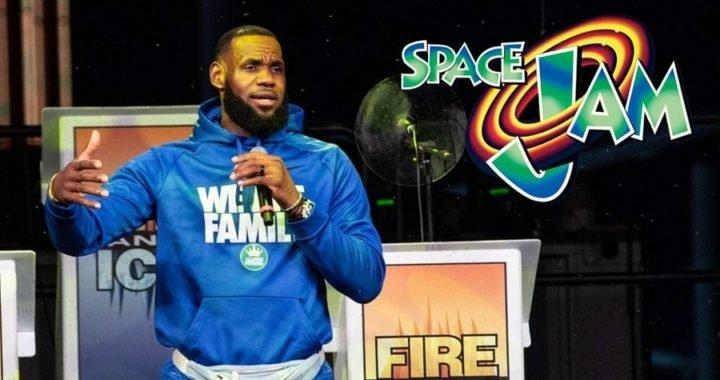Filtran nombres de varias estrellas que acompañarán a LeBron James en Space Jam 2