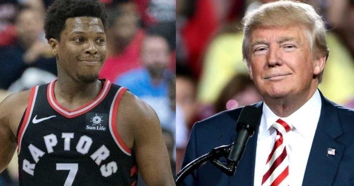 Donald Trump indeciso con respecto a invitar a los Raptors a la Casa Blanca
