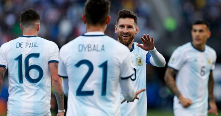 Entre polémica y optimismo: La Copa América de Messi en cinco frases