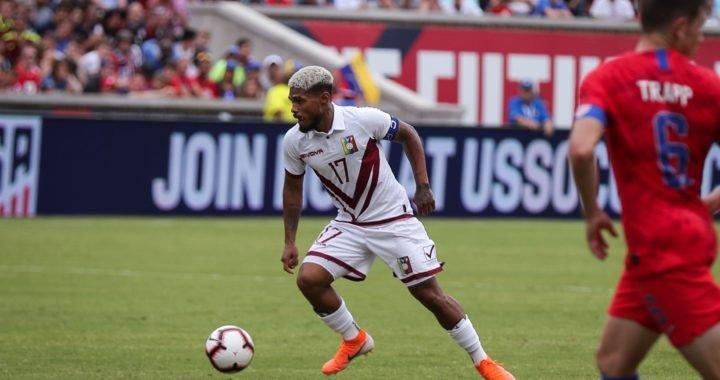 Josef fuera y Otero regresa para amistoso de la Vinotinto ante Colombia