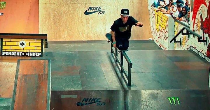 Felipe Nunes, el skater sin piernas que impresiona en los X Games