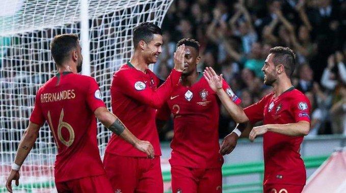 Cristiano Ronaldo alcanzó los 700 goles en su carrera profesional