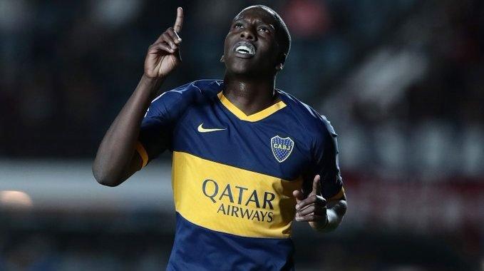 Jan Hurtado se estrenó como goleador en la Copa Libertadores