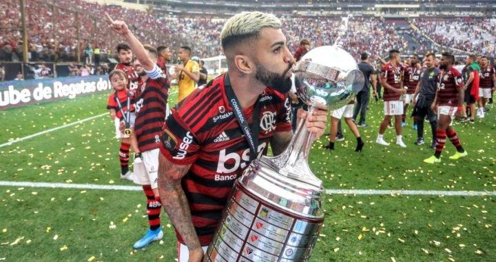 Flamengo remontó ante River Plate para conquistar la Copa Libertadores