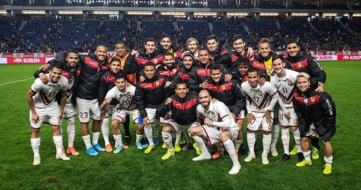 Conoce las fechas y sedes en las que jugará la Vinotinto en la Copa América 2020