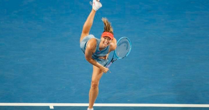 María Sharapova anuncia el fin de su carrera como profesional