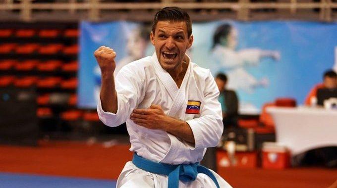 Antonio Díaz clasificó a los Juegos Olímpicos 2020