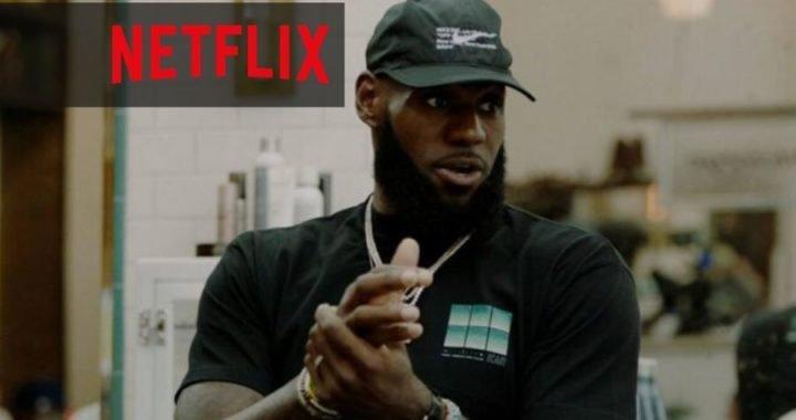 La incursión de LeBron James en Netflix con la serie que ahora quiere que veas