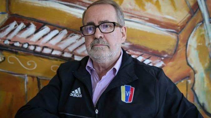 Laureano González le dice adiós a la FVF