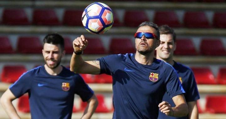 Luis Enrique reveló por qué se fue del Barcelona