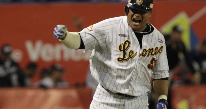 """Bob Abreu: """"Sí estoy interesado en comprar los Leones del Caracas"""""""