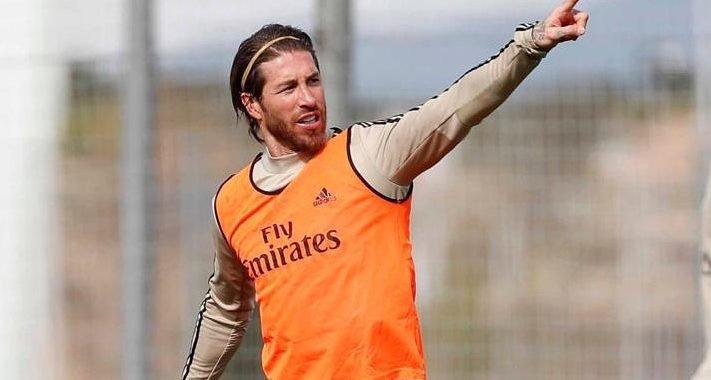 """Sergio Ramos """"se muere"""" por volver a la normalidad con el Real Madrid"""