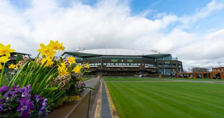 Wimbledon se cancela debido al coronavirus