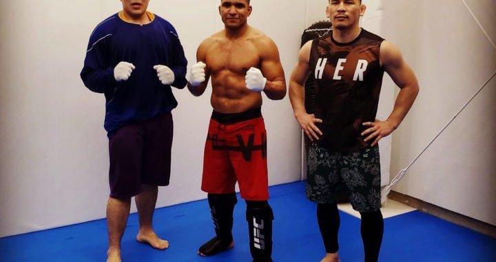 Pionero en el anonimato: Máximo Blanco, el primer venezolano en UFC