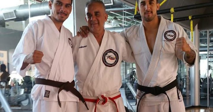 Omar Morales padre y su objetivo de llevar MMA a universidades venezolanas