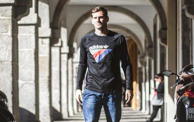 Iker Casillas no se presentará en las elecciones (Foto: Twitter Iker Casillas)