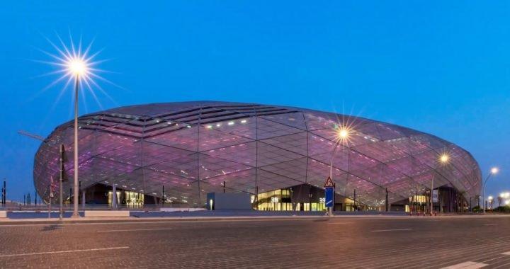 Qatar inaugurará el tercer estadio del Mundial 2022
