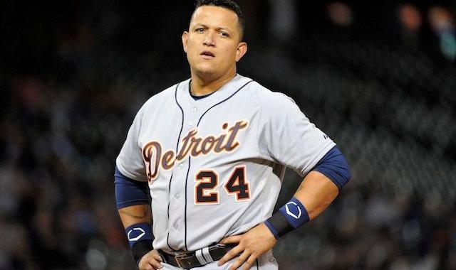 Miguel Cabrera confesó que sigue jugando con molestias físicas