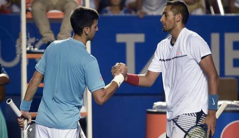 Kyrgios lanza una crítica directa a Djokovic por sus actos durante la pandemia