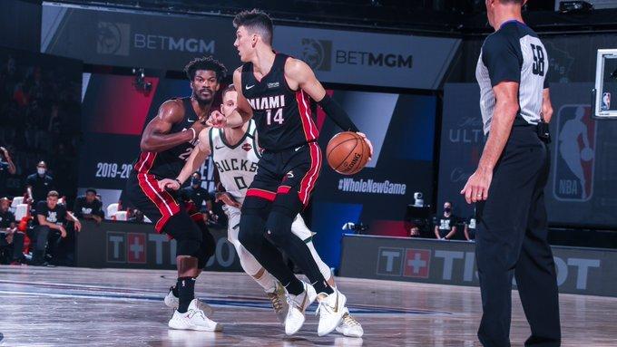 Miami Heat sueña con el título (Foto: Heat twitter)