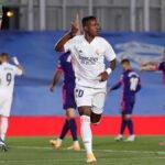 Las palabras de Vinícius jr. tras la victoria del Real Madrid ante Valladolid
