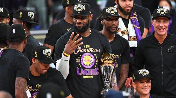 Lakers empatan a los Celtics como el equipo con más títulos de la NBA: Repasamos cada anillo