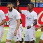 """Benzema sobre Vinicius: """"Madre mía juega contra nosotros"""""""