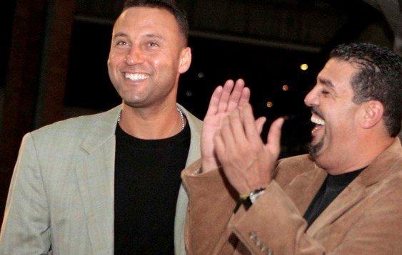 El asombroso gesto de Derek Jeter que hizo llorar a Luis Sojo