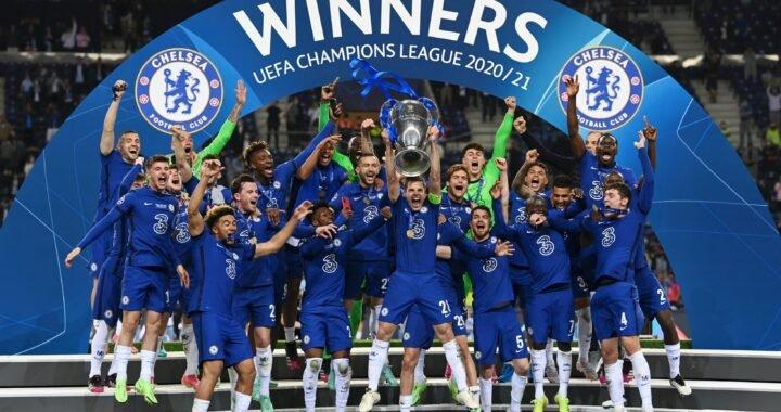 Chelsea conquista por segunda vez la Champions League