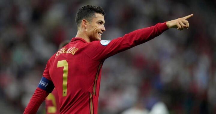 Cristiano Ronaldo igualó marca de más goles a nivel de selecciones